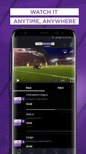beIN SPORTS CONNECT(TV) 1.1.1 Screenshots 3