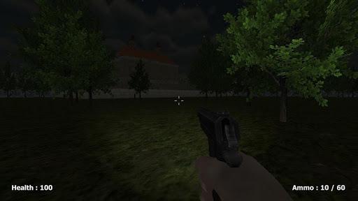 Slenderman History: WWII Zombies 4 screenshots 9