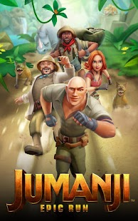 Jumanji: Epic Run Screenshot