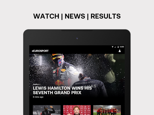 Eurosport: Sports News, Results & Scores 7.4.0 Screenshots 12