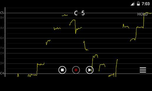 Vocal Pitch Monitor 1.5.1 Screenshots 6