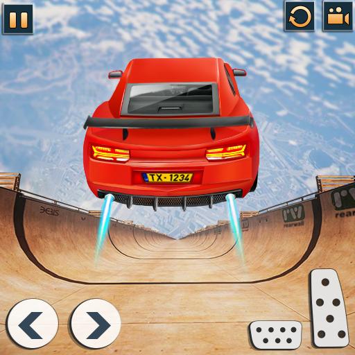 Crazy Car Stunts: Car Games 3D