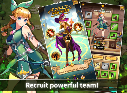 Epic Heroes Adventure : Action & Idle Dungeon RPG android2mod screenshots 12