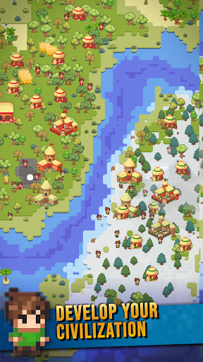 Galactory - Sandbox God Simulator  screenshots 11