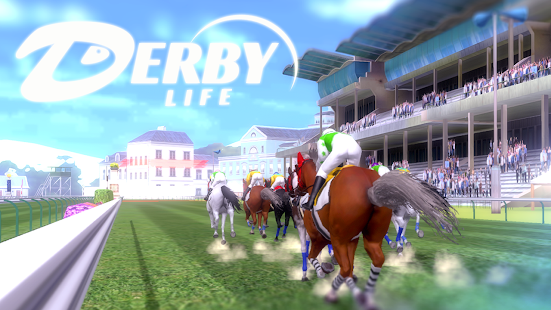Derby Life : Horse racing 1.5.39 screenshots 1