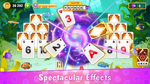 Solitaire Ocean - Card Games, Klondike & Tripeaks 1.2.0 screenshots 3