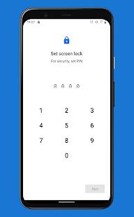 Smart Locker - App Privacy Protector
