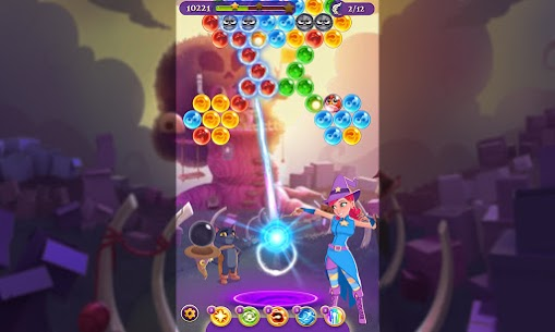 Bubble Witch 3 Saga Apk Mod + OBB/Data for Android. 7