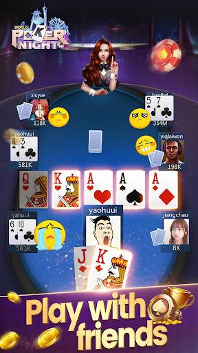 World Poker Night 1.0.0 screenshots 4