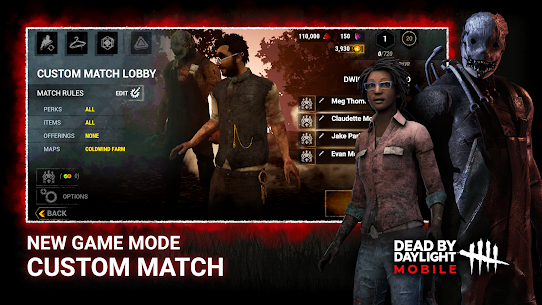 Dead by Daylight Mobile – Multiplayer Horror Game Mod Apk 4.6.1040 1