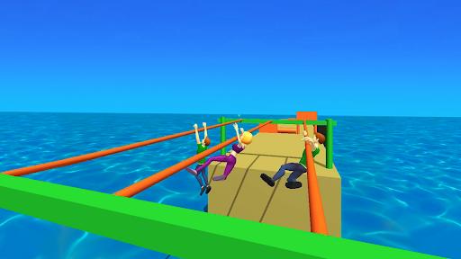 Parkour Race: Epic Run 3D screenshots 7