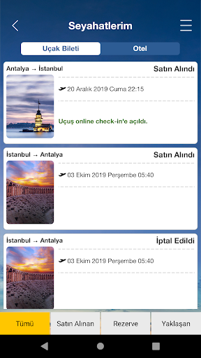Ucuzabilet - Flight Tickets 3.1.8 Screenshots 6
