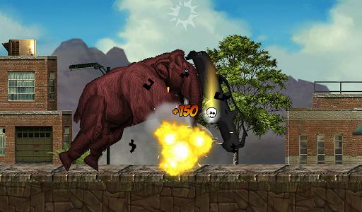 Smilodon Rampage  screenshots 4
