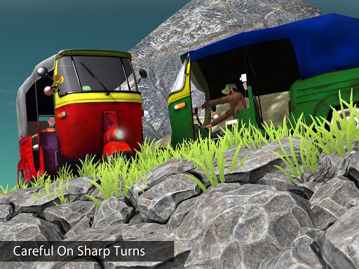 Tuk Tuk Auto Rickshaw Offroad Driving Games 2020 android2mod screenshots 17