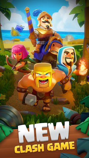 Clash Quest apk  screenshots 1