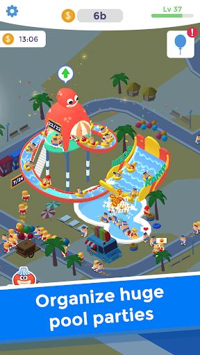 Télécharger Gratuit Idle Aqua Park mod apk screenshots 4