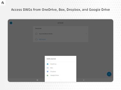 AutoCAD - DWG Viewer & Editor screenshots 11