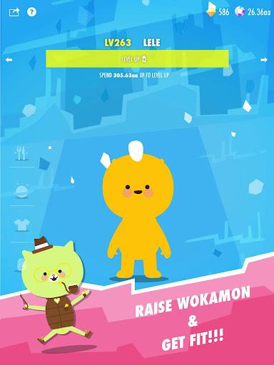 Wokamon -  Walking Games, Fitness Game, GPS Games screenshots 10