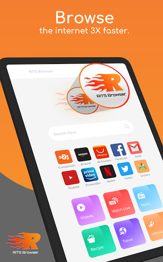 Fast, Safe & Super Browser for your Android Mobile android2mod screenshots 17