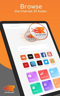 Fast, Safe & Super Browser for your Android Mobile 3.9.3 Screenshots 17