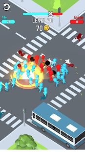 Cross Fight Screenshot