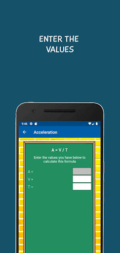 Physics Calculator apktram screenshots 4