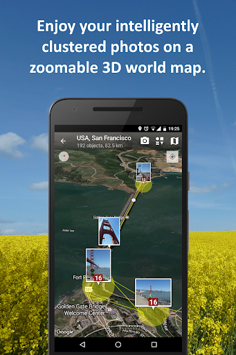 PhotoMap Gallery - Photos, Videos and Trips android2mod screenshots 3