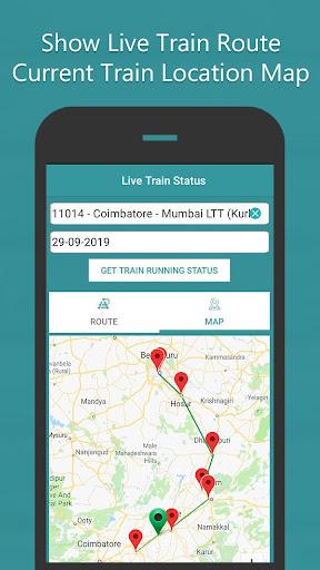 Where is my Train - Train Live Location & Status  Screenshots 3