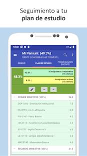 Pensum: universities, careers and subjects 1.5.5 screenshots 1