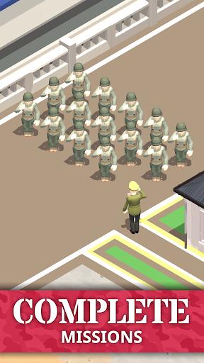 Idle Army Base: Tycoon Game 1.23.0 screenshots 5