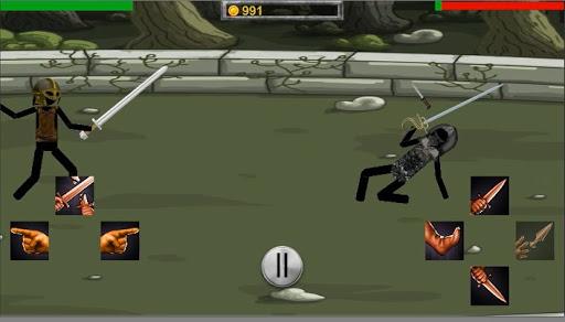 Télécharger Gratuit Duel à l'épée de Stickman APK MOD (Astuce) screenshots 2