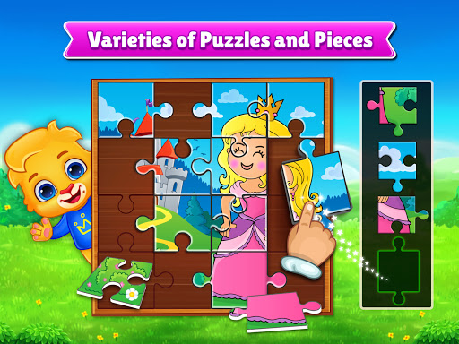 Puzzle Kids - Animals Shapes and Jigsaw Puzzles  screenshots 18