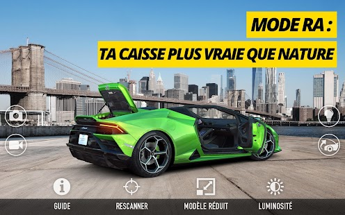 CSR Racing 2 Course de Voiture Capture d'écran