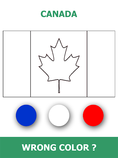 Flags Quiz Gallery : Quiz flags name and color Flag 1.0.184 screenshots 8