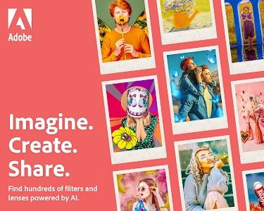 Adobe Photoshop Camera: Photo Editor & Lens Filter 1.3.0