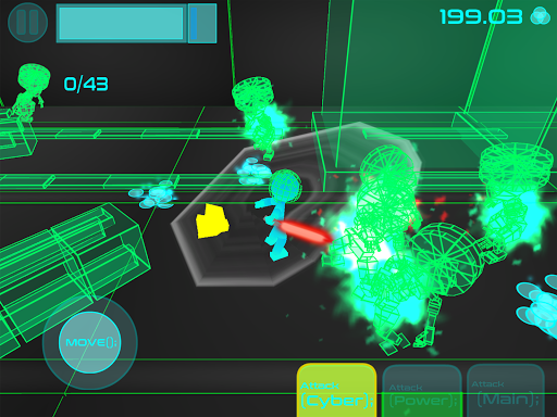Stickman Neon Warriors: Sword Fighting screenshots 11
