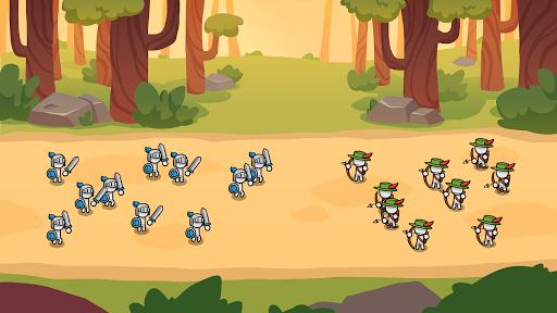 Stick Battle: Strategy Game  screenshots 1