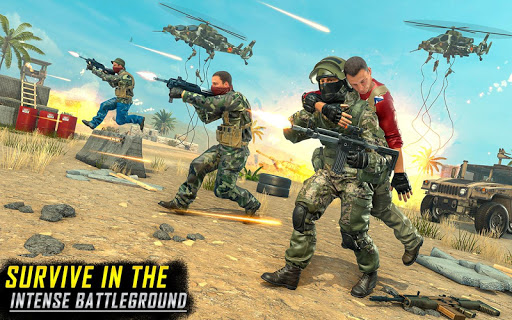 Modern FPS Shooting Game: Counter Terrorist Strike  screenshots 16