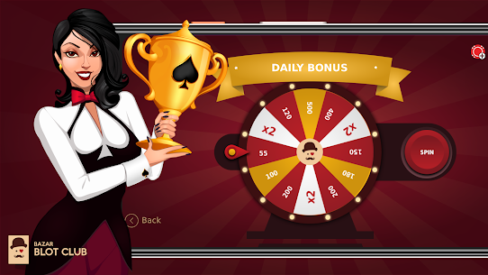 Bazar Blot Club : Best Armenian Card game : Belote 4.4.6 Mod APK (Unlimited) 3