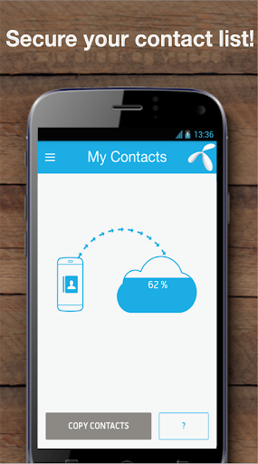My Contacts - Phonebook Backup & Transfer App Apk 1