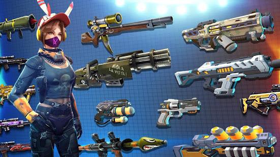 Cover Hunter - 3v3 Team Battle 1.6.0 Screenshots 14