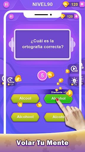 Maestra de Ortografu00eda 1.1.9 screenshots 1