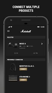 Marshall Bluetooth 1.2.4 Screenshots 1