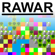 RAWAR strategy game (RTS)