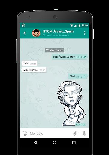 Plus Messenger  screenshots 2