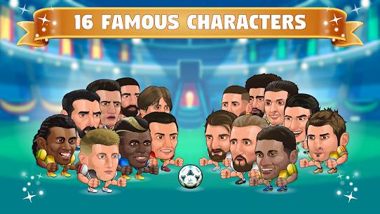 Big Head Soccer 3