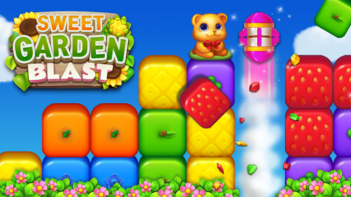 Sweet Garden Blast Puzzle Game 1.3.9 screenshots 1