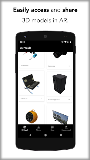 Augment - 3D Augmented Reality 4.0.8-beta+30650 Screenshots 1