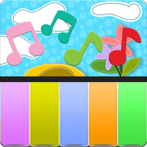 Piano Untuk Anak-Anak: Suara Hewan