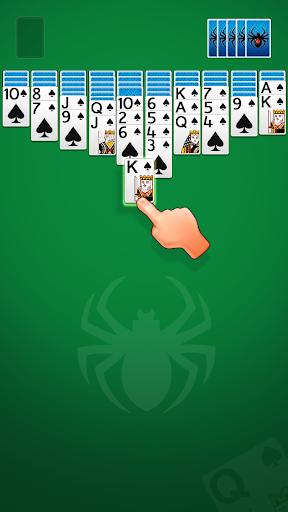 Spider Solitaire 2.9.507 screenshots 1
